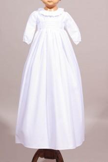 Robe de baptême traditionnelle Gabriella