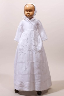 Robe traditionnelle de baptême Hippolyte