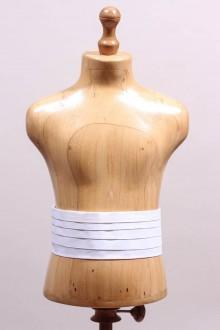 Ceinture à plis religieux en chintz