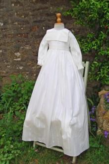 Robe de baptême Brieuc