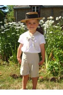 Enfant d'honneur style marin Benjamin