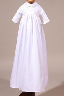 Robe traditionnelle bapteme
