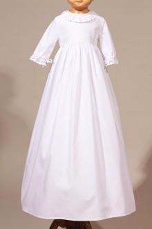 Robe de baptême traditionnelle Louise