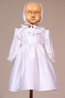 Robe de baptême en soie Victoria