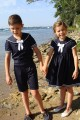 Ensemble petit marin Garance