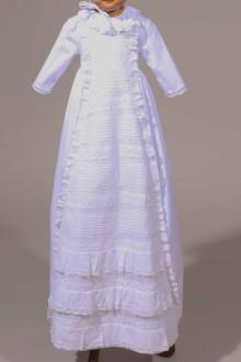 Robe traditionnelle de baptême Hildegarde