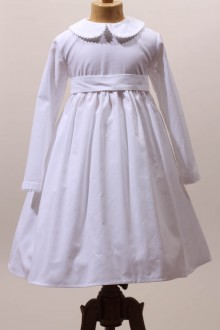 Robe de communion Anne-Laure