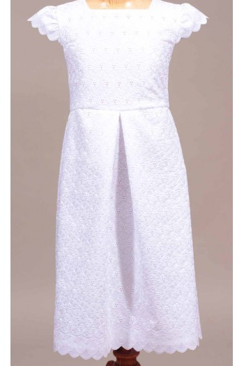 9fa4abd34dd299 robe broderie anglaise communion-Place Dauphine