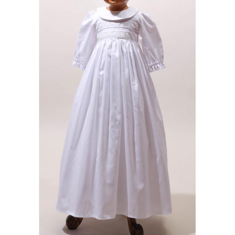 robe traditionnelle de bapt me dentelle ancienne. Black Bedroom Furniture Sets. Home Design Ideas