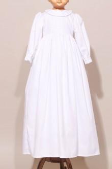 Robe de baptême traditionnelle, robe longue classique