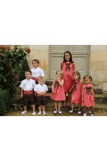 Tenue d'enfants d'honneur Clémentine