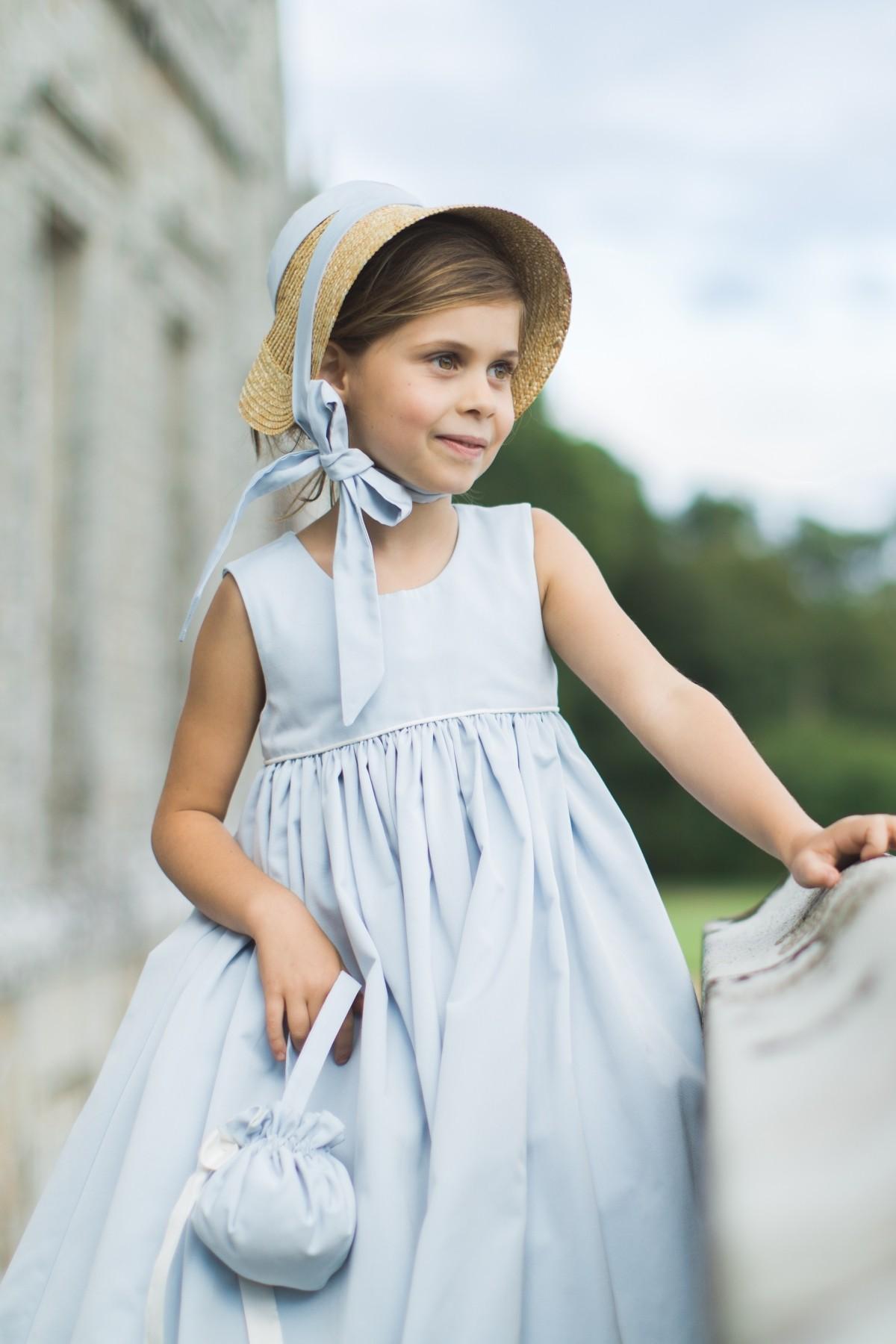 22c44752d7f4a Robe de cérémonie fille Marie-Espérance