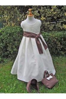 Robe de cortège mariage Eugénie