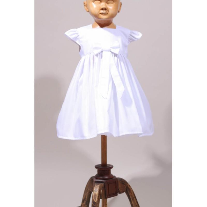 b34cc1484b75b Robe de baptême bébé fille - Place Dauphine