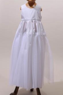 Jupon de robe de baptême traditionnelle