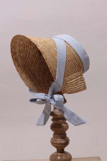 chapeau de paille enfant forme creusais