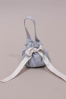 Bourse en tissu pour demoiselle d'honneur