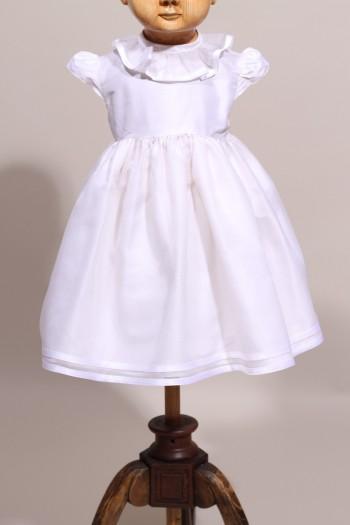 Robe de cérémonie luxe bébé fille