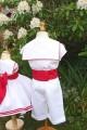 Enfant d'honneur costume marin Rozenn