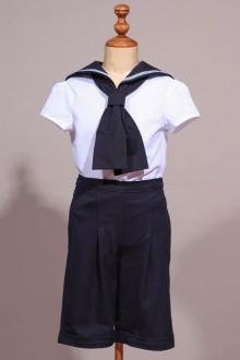 Tenue de garçon d'honneur style marin Vauban