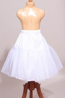 Jupon de robe de cérémonie fille