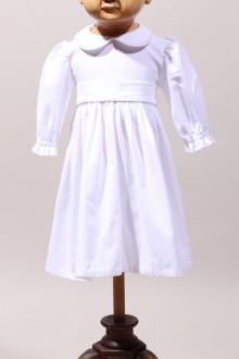 Robe de baptême fille