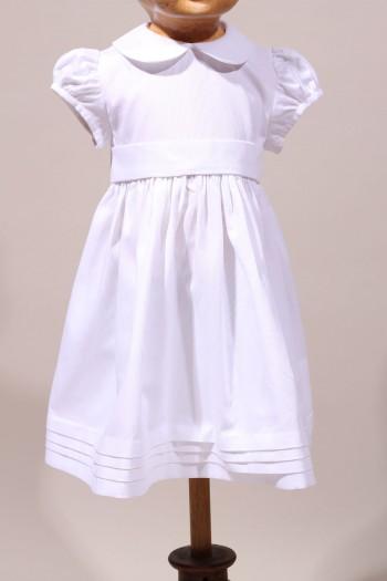 Robe de baptême bébé