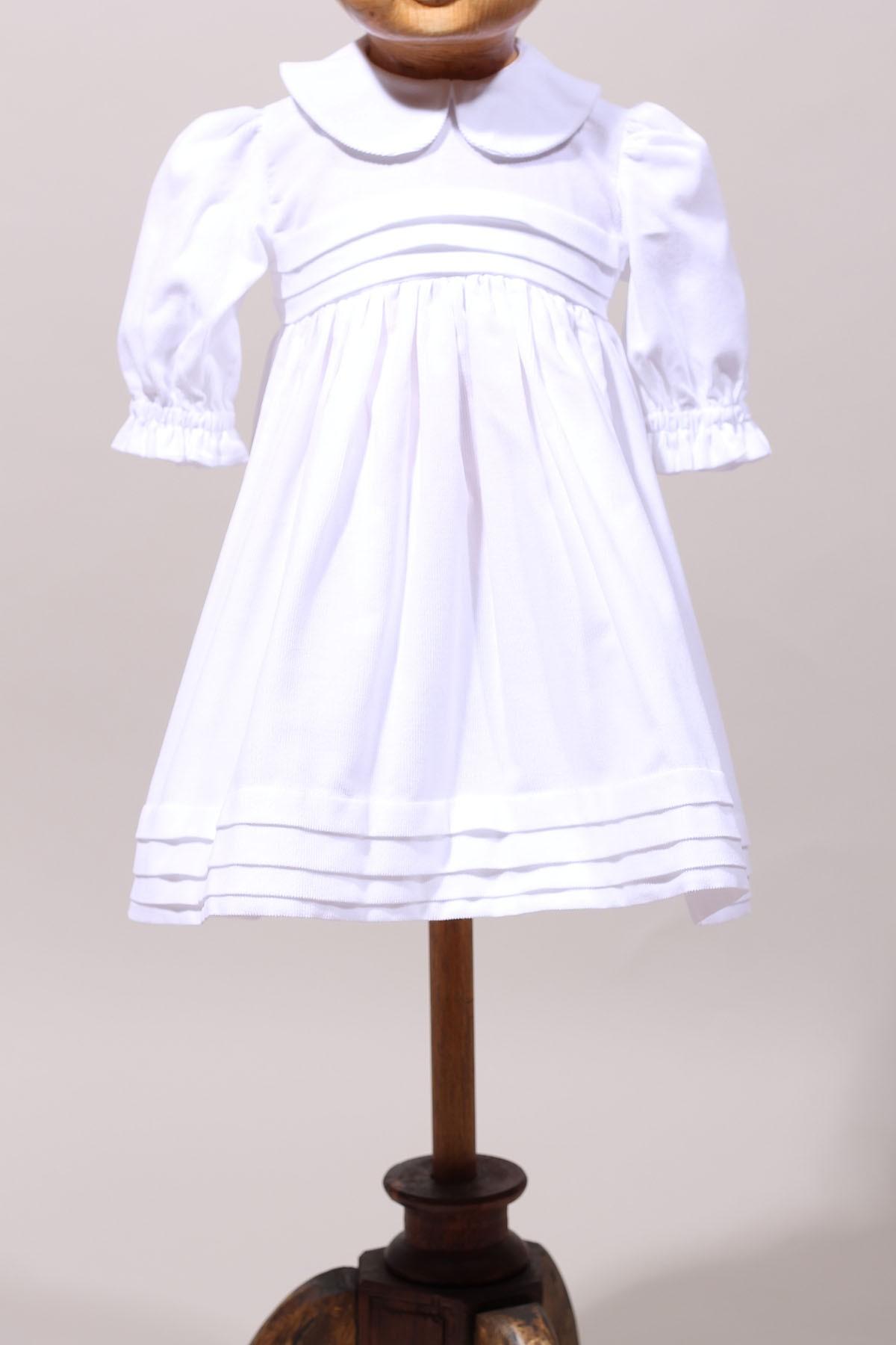 824b29aa18a Robe de baptême fille Emma Hiver