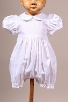 Vêtement de cérémonie blanc été Marin