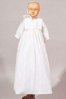 Robe longue de baptême Séraphin