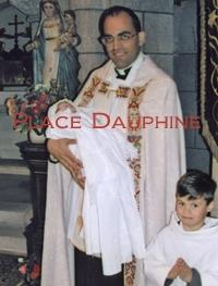cérémonie de bapteme catholique