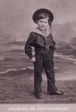 costume marin famille JdeC Vannes Morbihan