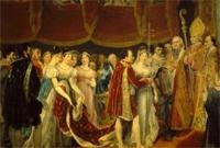 cortege de mariage napoleon
